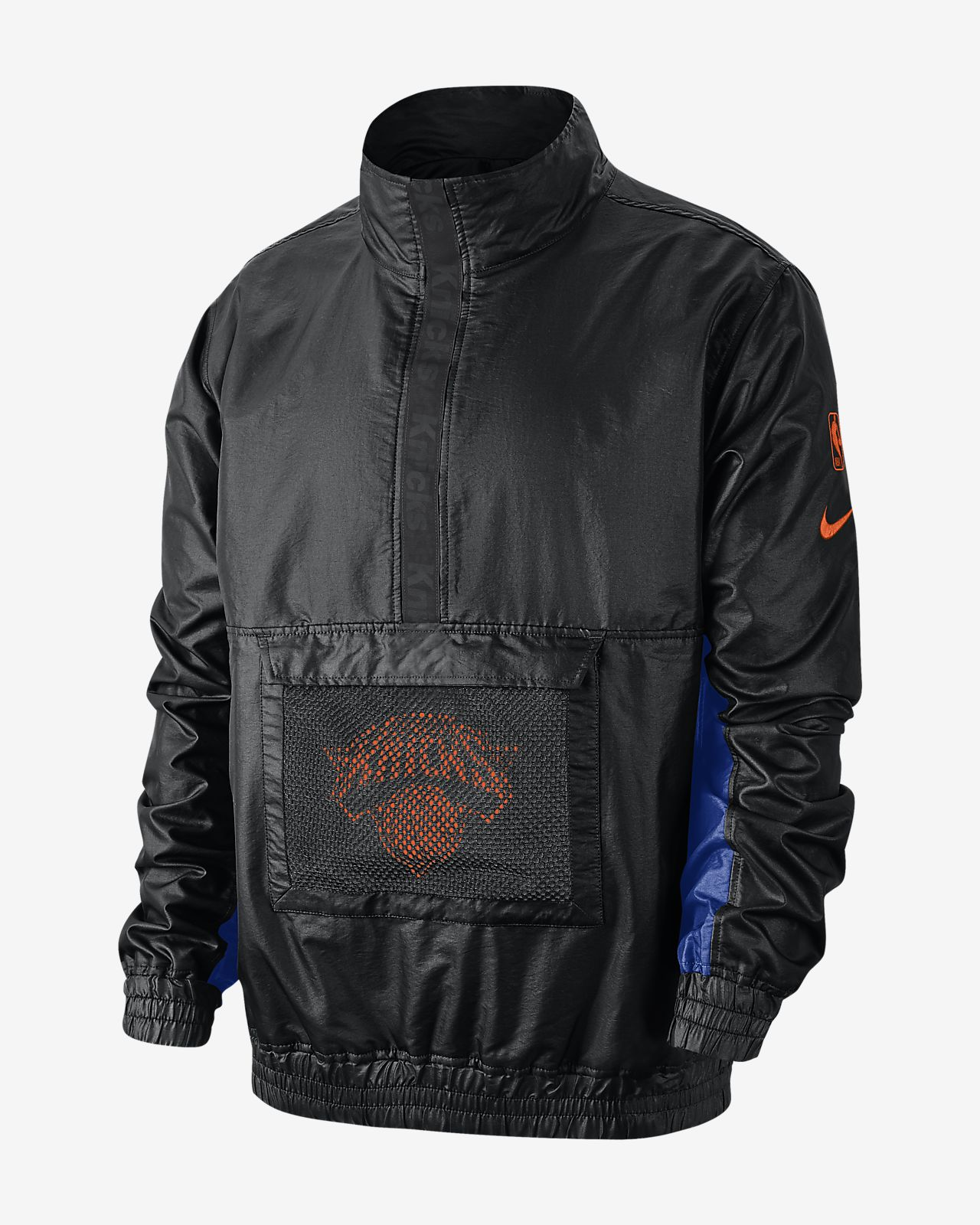 New York Knicks Nike könnyű férfi NBA-s kabát