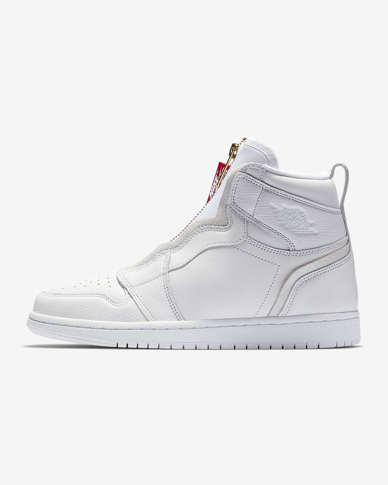 half off fc9cd 9e6d2 Women s Shoe. Air Jordan 1 High Zip