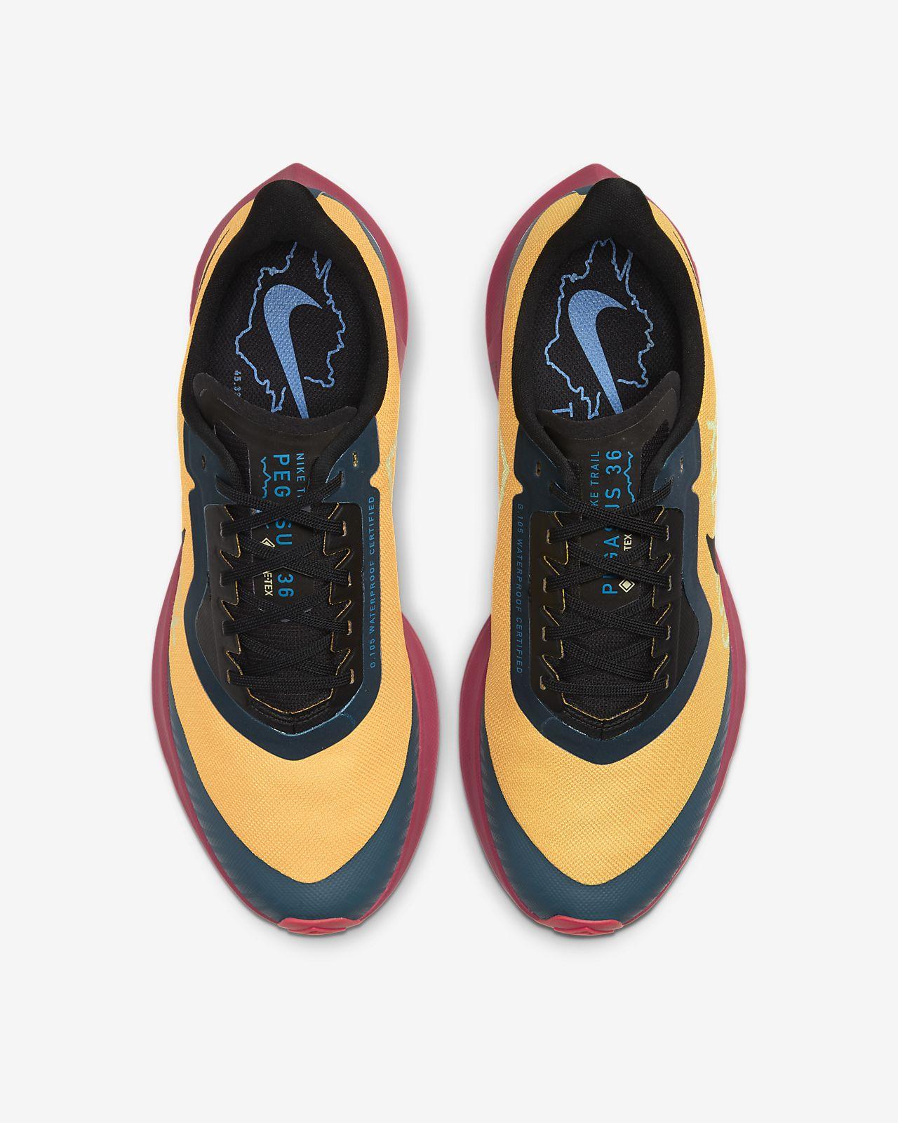 Nike Air Zoom Pegasus 36 Trail GORE TEX Trail Laufschuh
