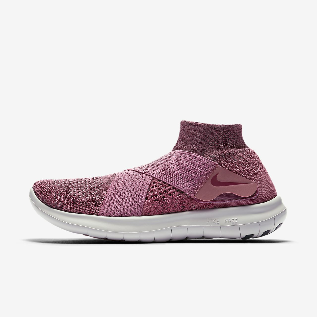 uk availability best service preview of Nike Free RN Motion Flyknit 2017 Damen-Laufschuh