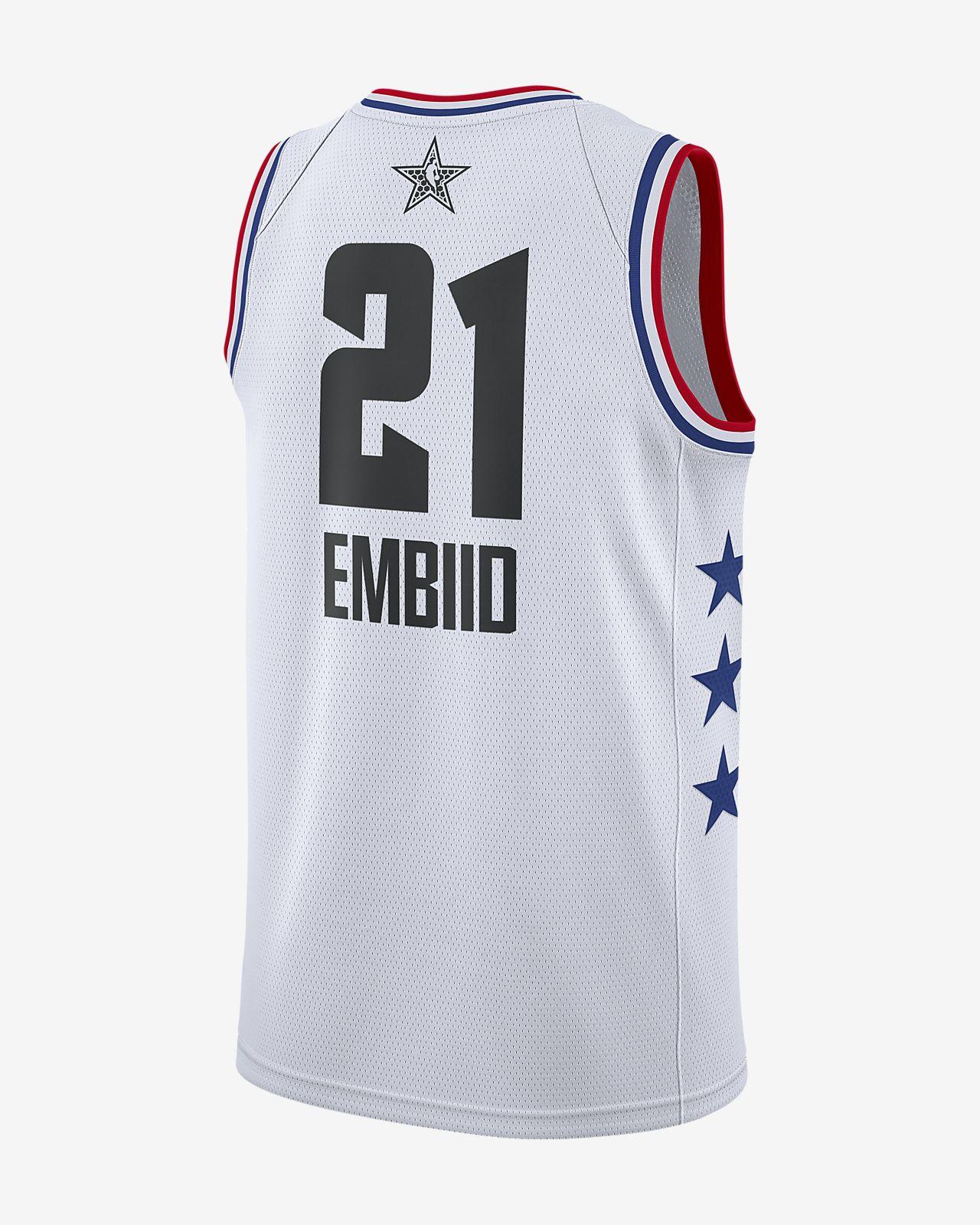 15a6a5cf45777c All-Star Edition Swingman Men s Jordan NBA Connected Jersey. Nike.com
