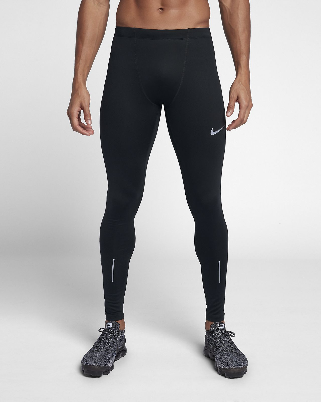 """Nike Run – 28,5""""-løbetights til mænd"""