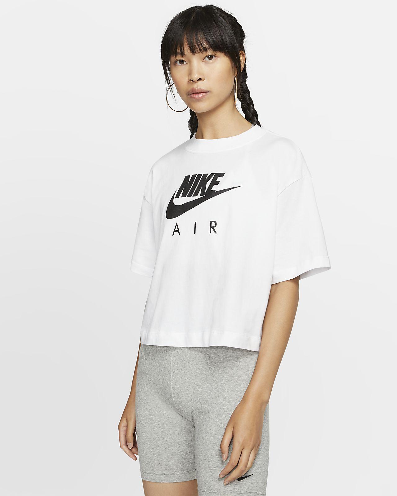 Nike Air Women's Short-Sleeve Top
