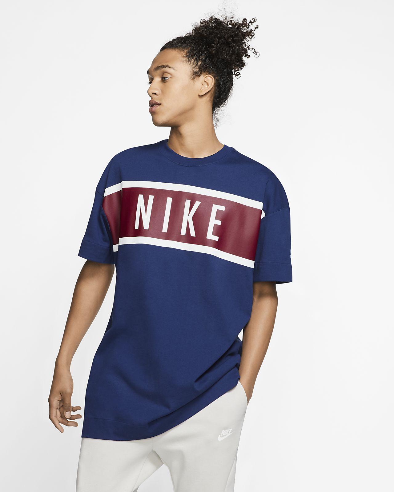ナイキ メンズ オーバーサイズド Tシャツ
