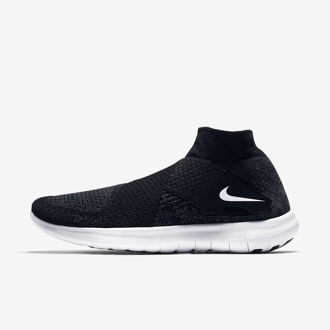 Nike - Gratuit Rn Flyknit 2017 Chaussures De Course - Femmes - Chaussures - Noir - 39 tmHwHx