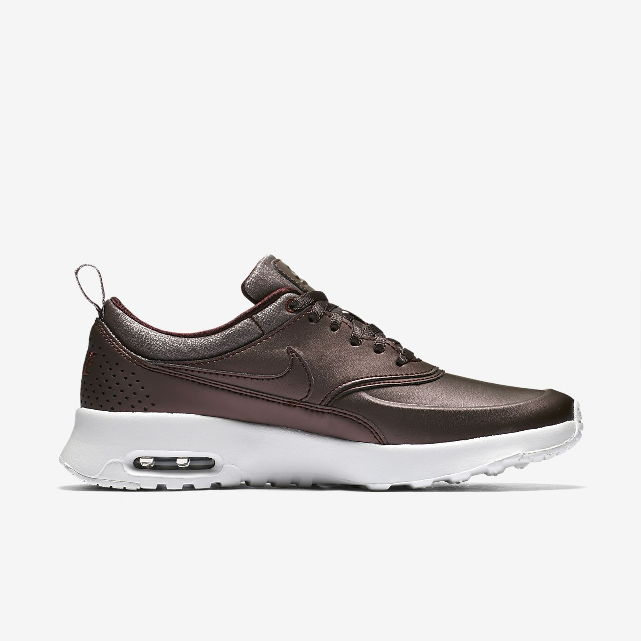 nike air max thea mujer gris