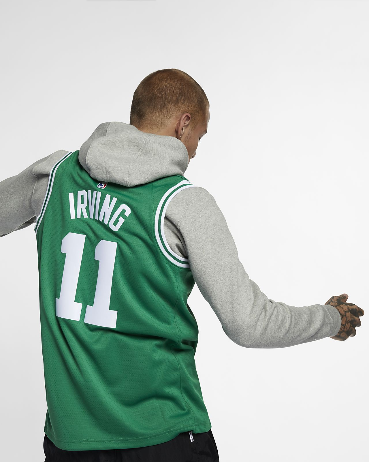 bfb1d6e584a ... Kyrie Irving Icon Edition Swingman (Boston Celtics) Men s Nike NBA  Connected Jersey