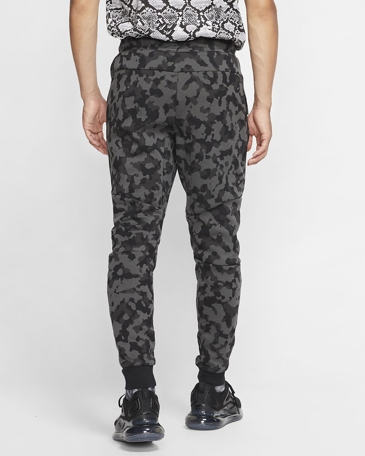 Nike Sportswear Tech Fleece Men's Printed Joggers