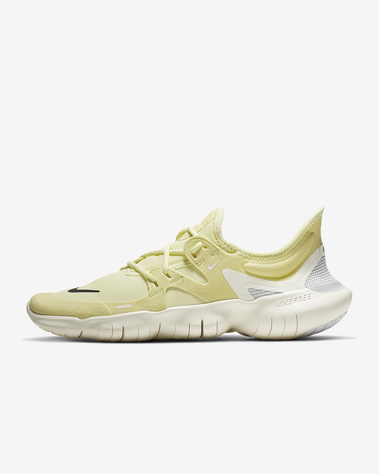 Nike Free RN 5.0 Damen Laufschuh schwarz