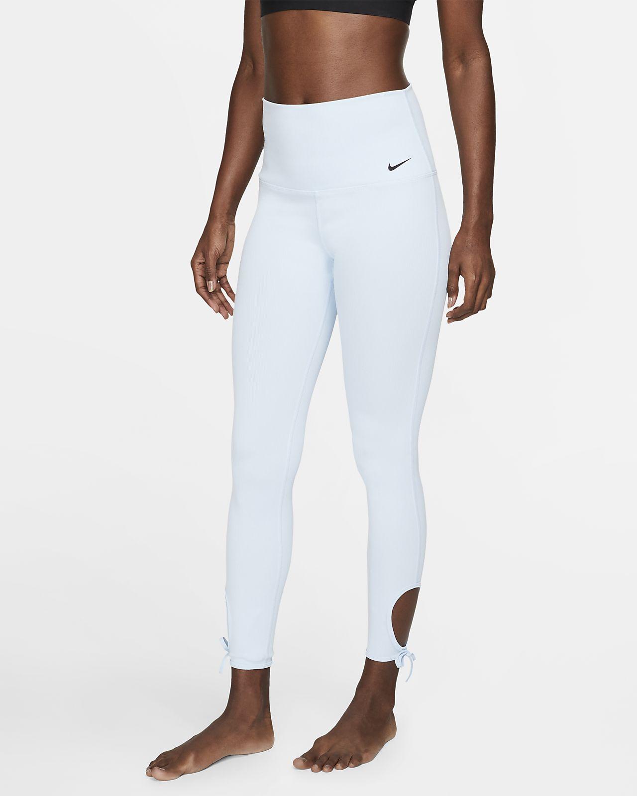 Nike 女款訓練緊身九分褲