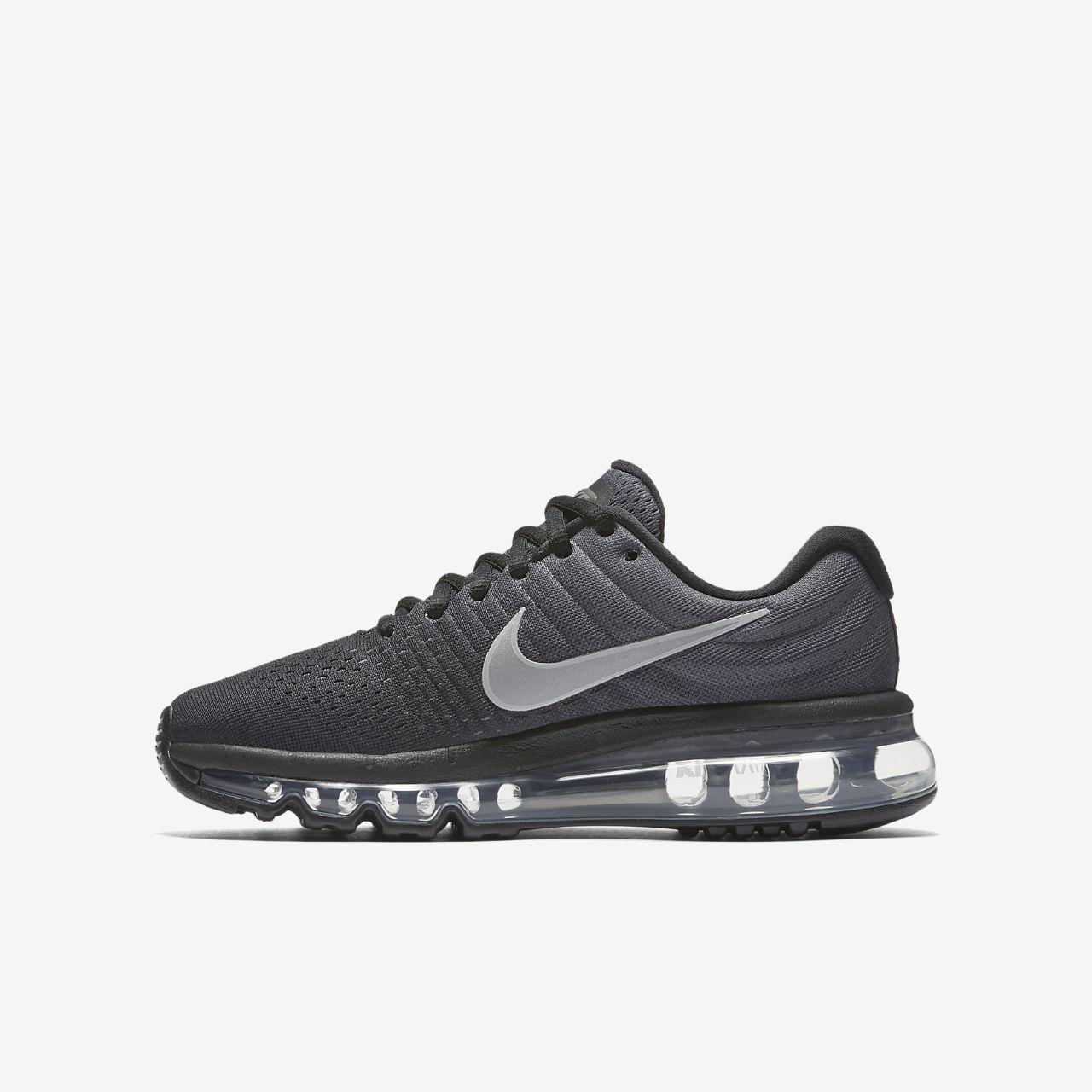 ... Nike Air Max 2017 - løbesko til store børn