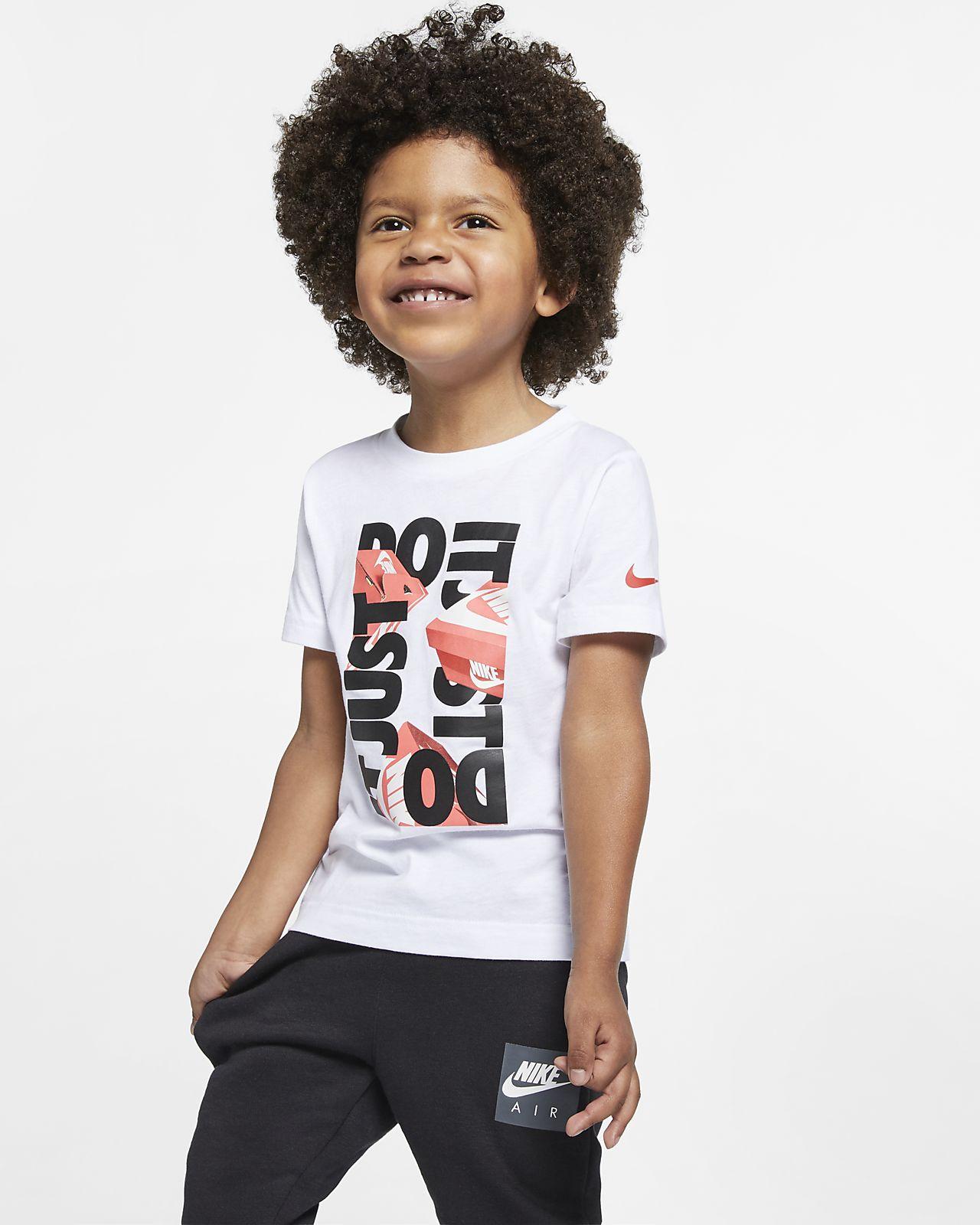 Nike-T-shirt til småbørn