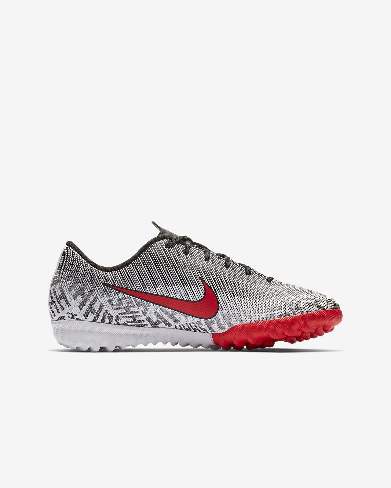 separation shoes bcf59 ba1dd ... Fotbollssko för grus turf Nike Jr. Mercurial Vapor XII Academy Neymar  Jr för barn