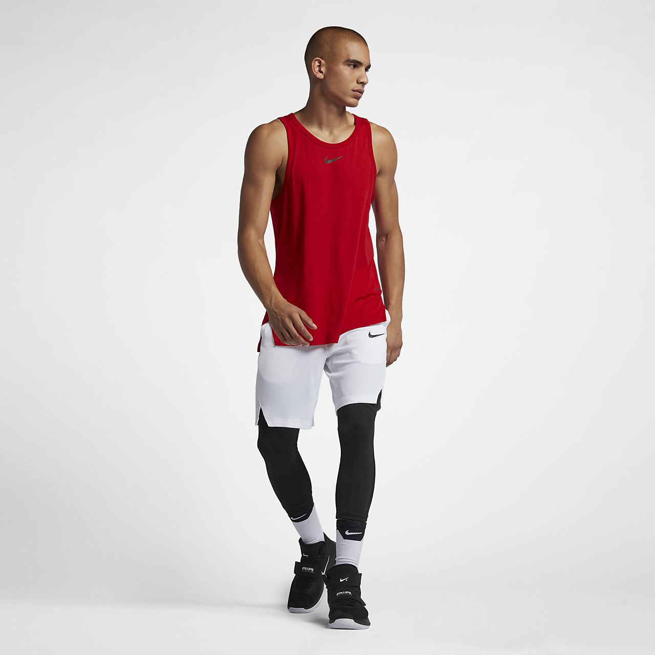 e1aa1b679282 Nike Breathe Elite Men s Sleeveless Basketball Top. Nike.com LU
