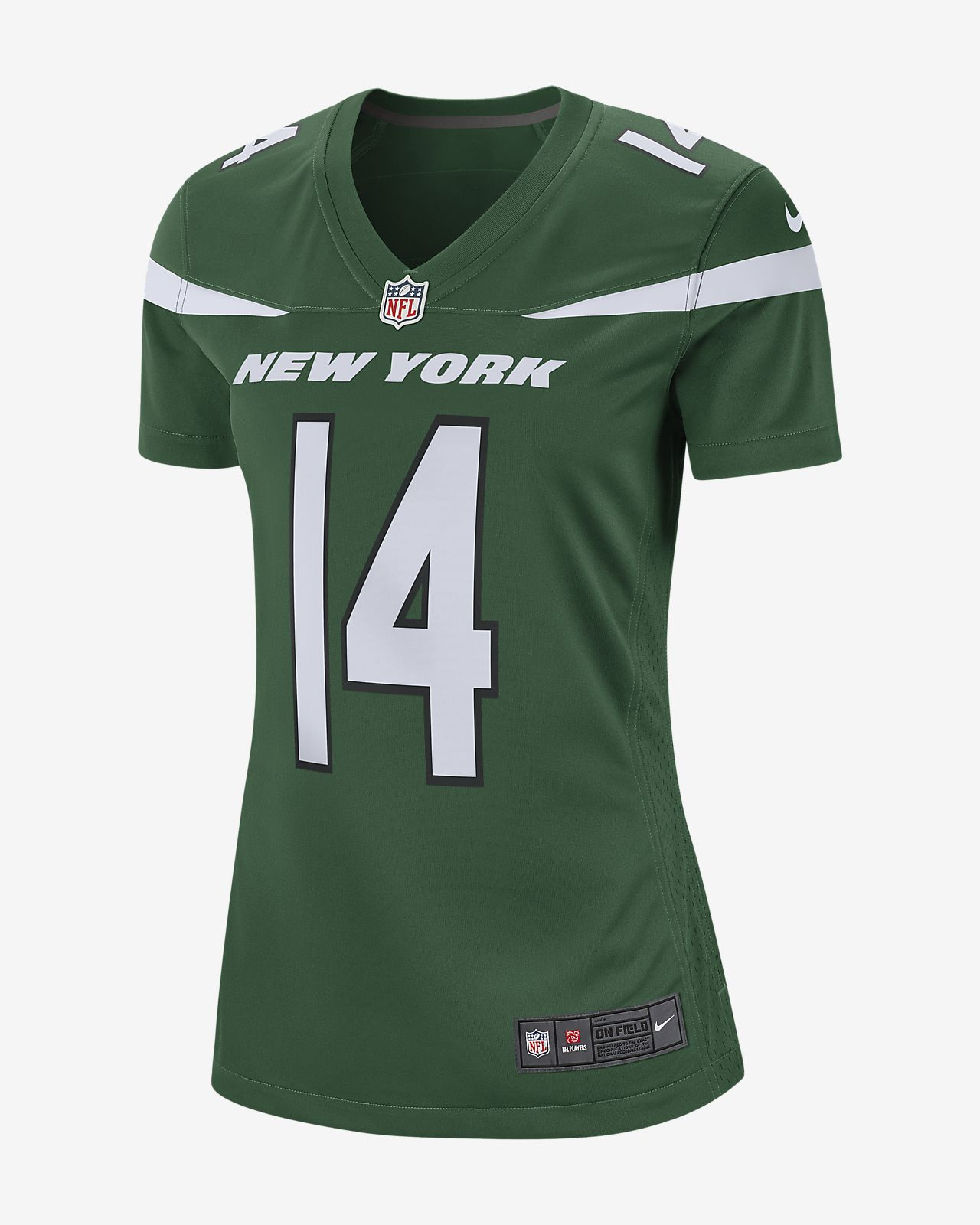 on sale 29b4b 28ea8 NFL New York Jets (Sam Darnold) Women's Game Football Jersey