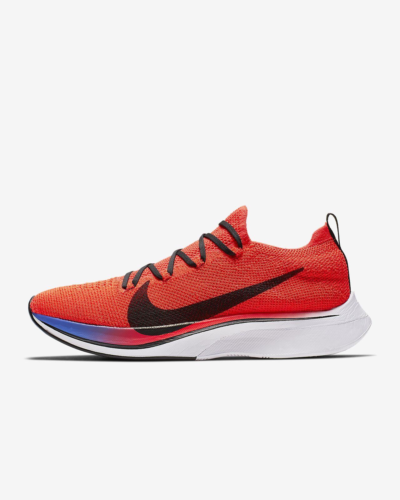 2735fe438776 Nike Vaporfly 4% Flyknit-løbesko. Nike.com DK