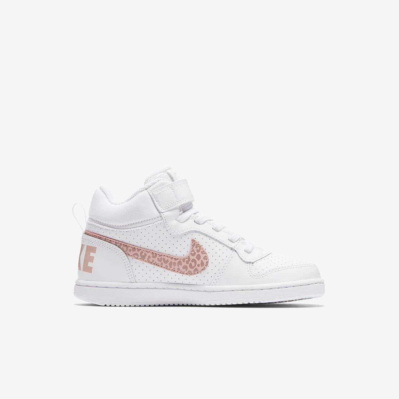 scarpe nike court borough bambino