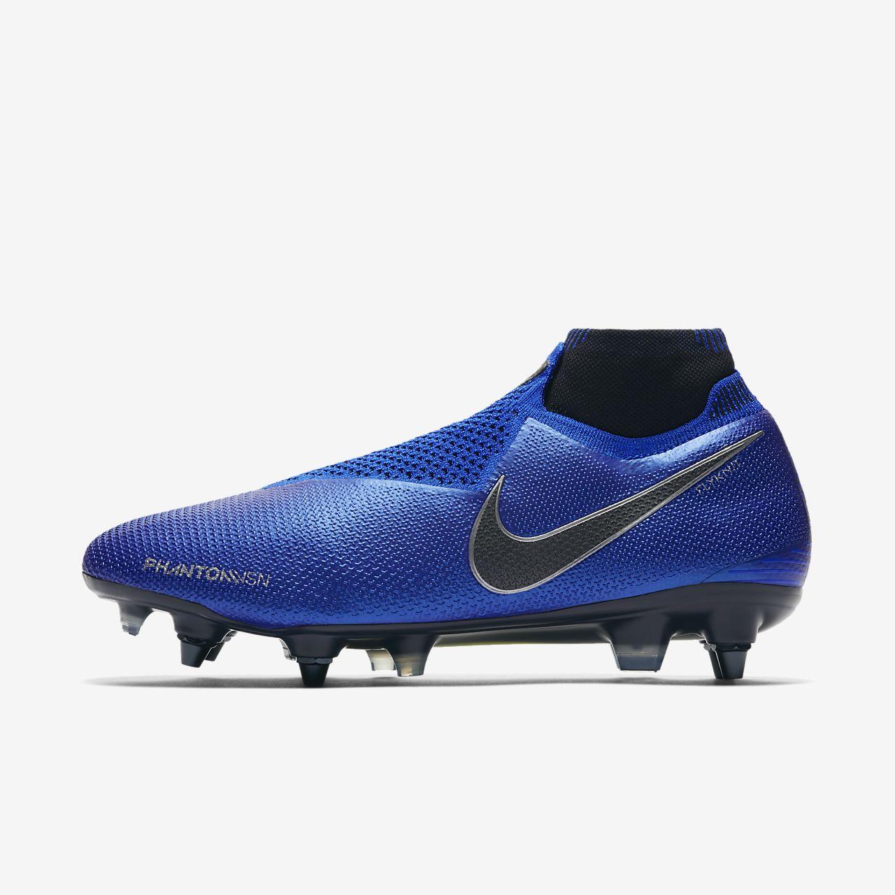 bfcf6042be83a ... Nike Phantom Vision Elite Dynamic Fit Anti-Clog SG-PRO Botas de fútbol