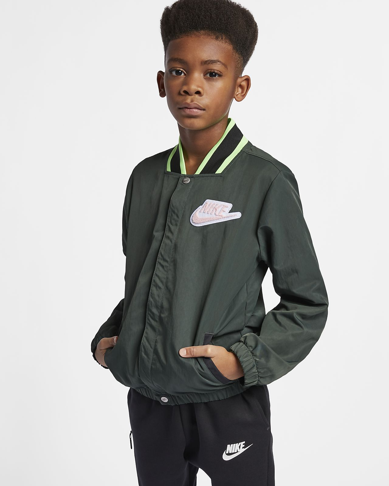 Nike Sportswear Big Kids' (Boys') Jacket