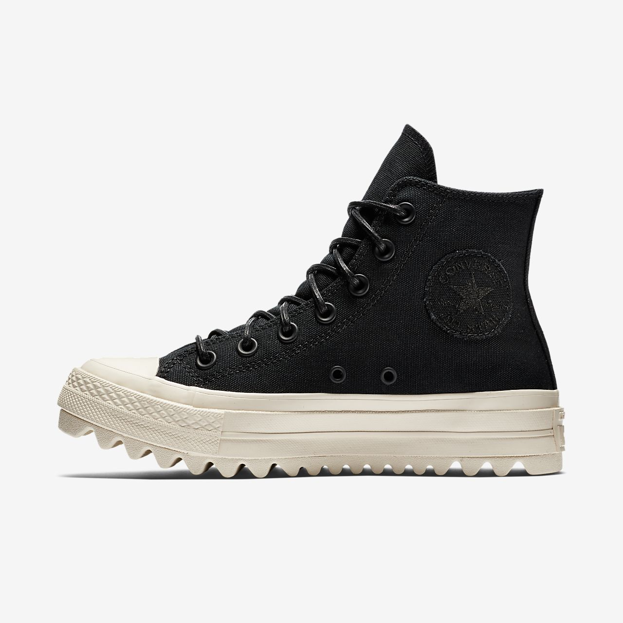 converse chuck taylor all star lift ripple