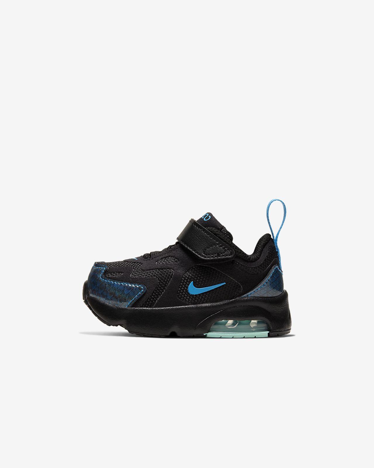 Nike Air Max 200 sko til babyersmåbørn