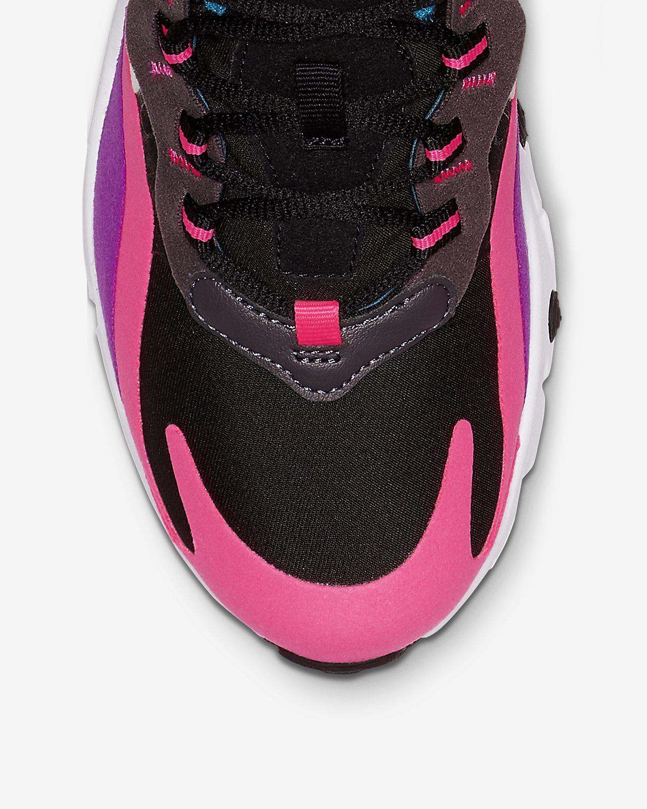 bas prix e24c6 23072 Nike Air Max 270 React Older Kids' Shoe