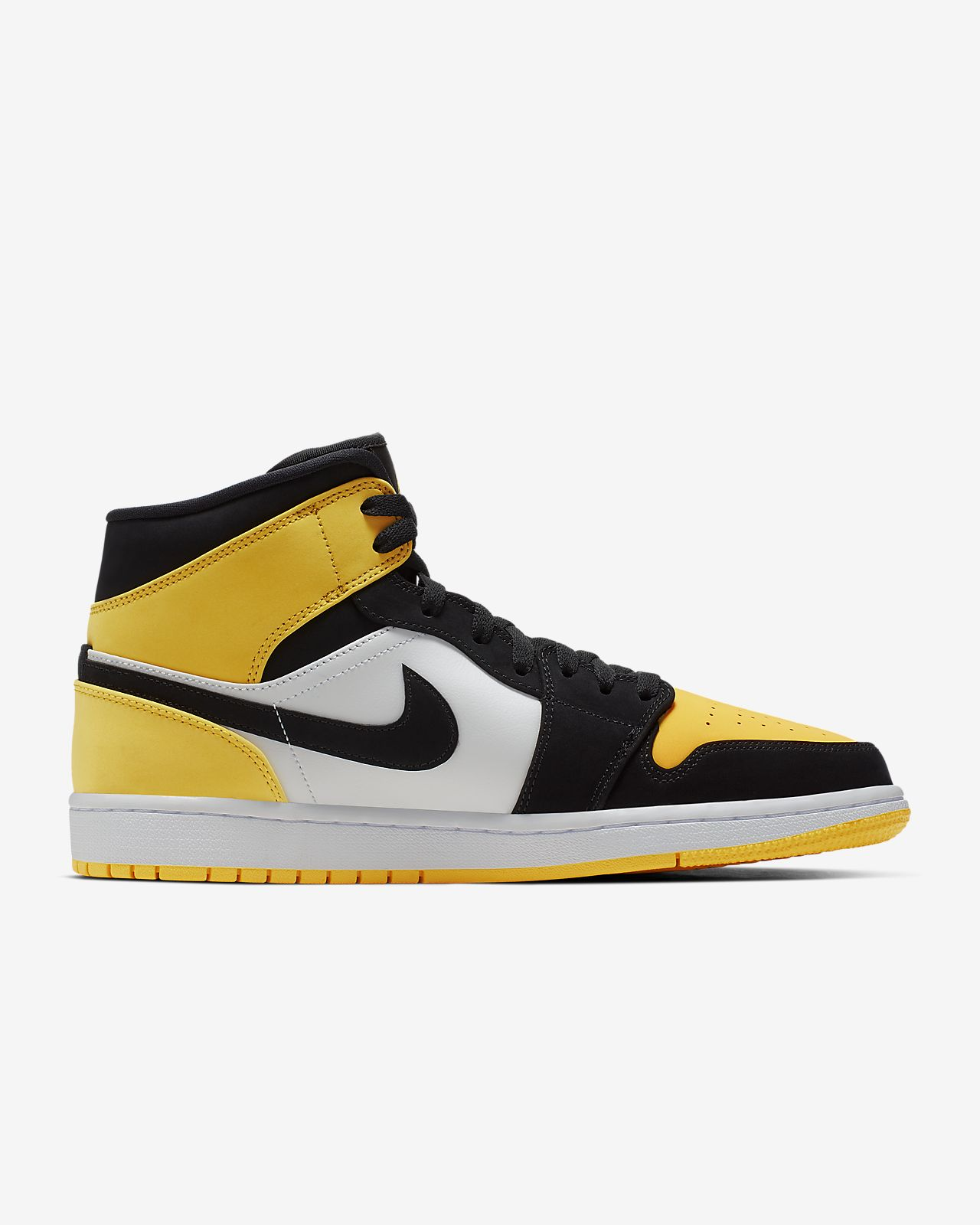 air jordan retro high yellow