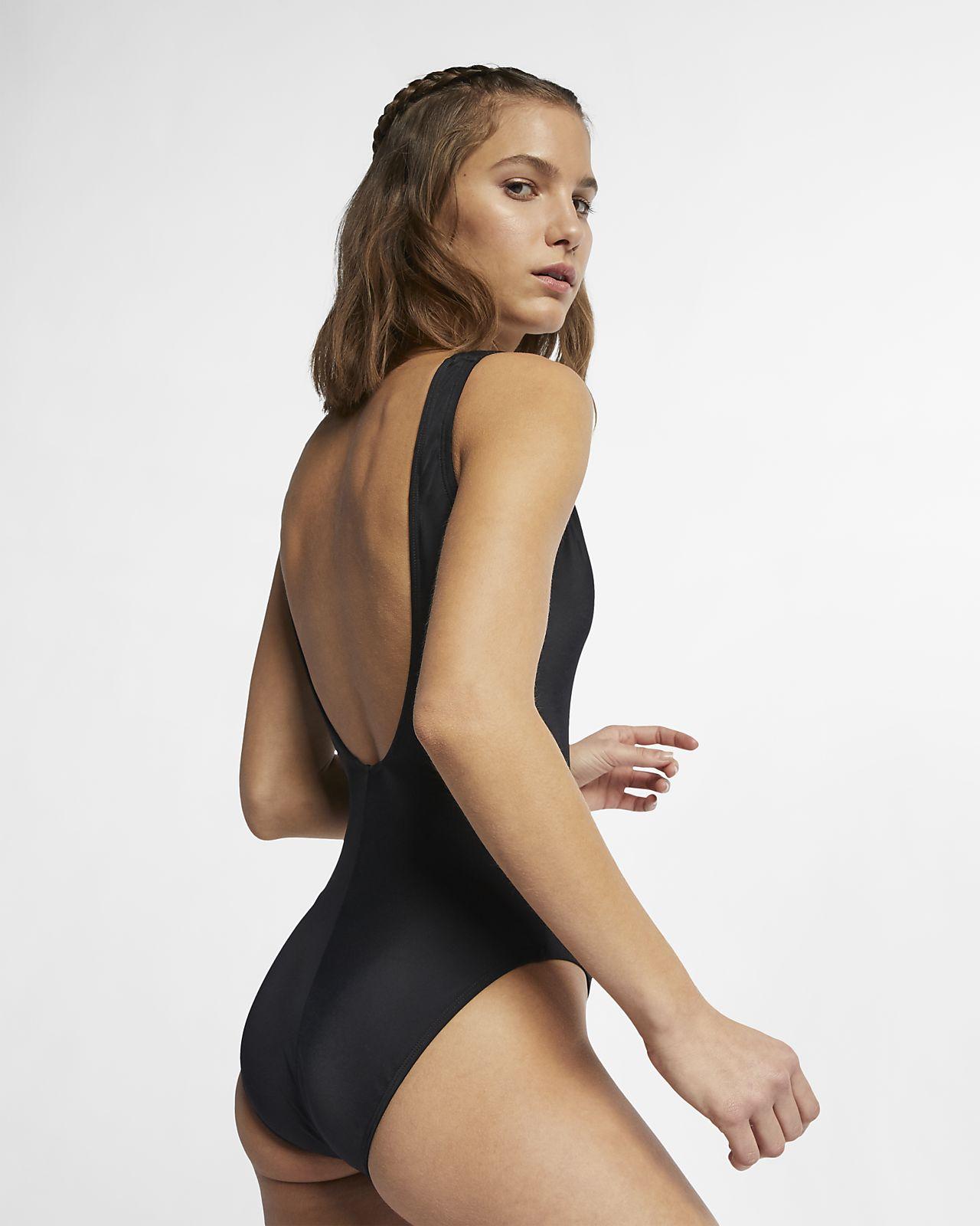 Swim Una Pieza Mujer De SeriesbarcelonaBañador Nike City rdQhts