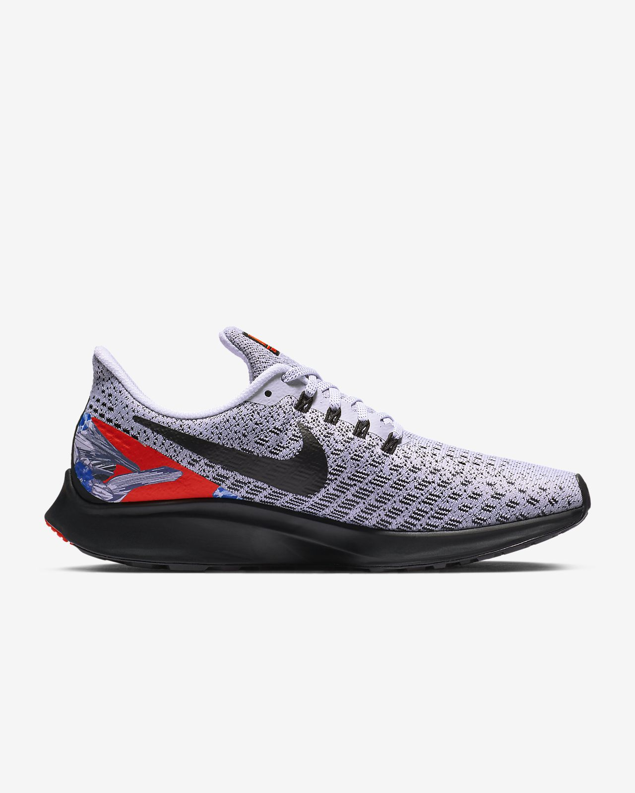 24697f928f3d Nike Air Zoom Pegasus 35 Floral Women s Running Shoe. Nike.com