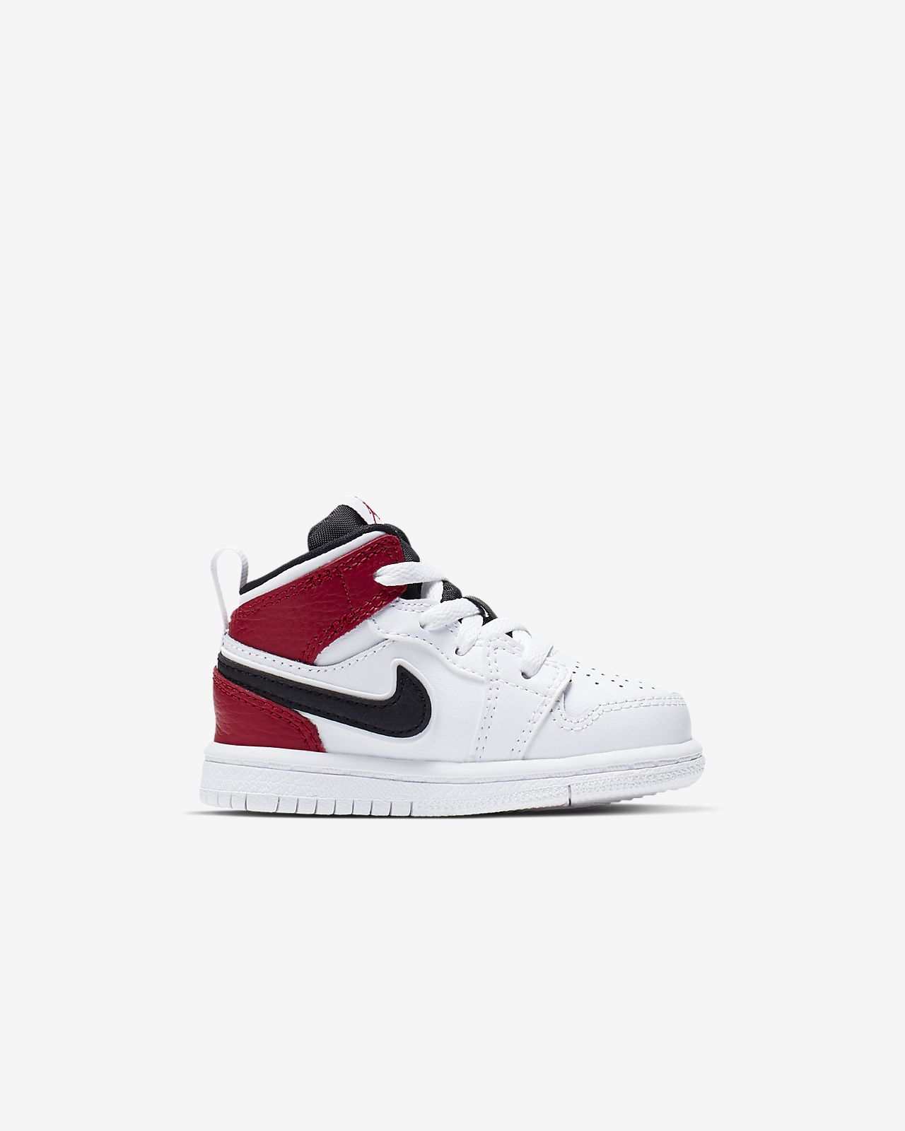 9d72ec1cd5a Air Jordan 1 Mid Infant Toddler Shoe. Nike.com