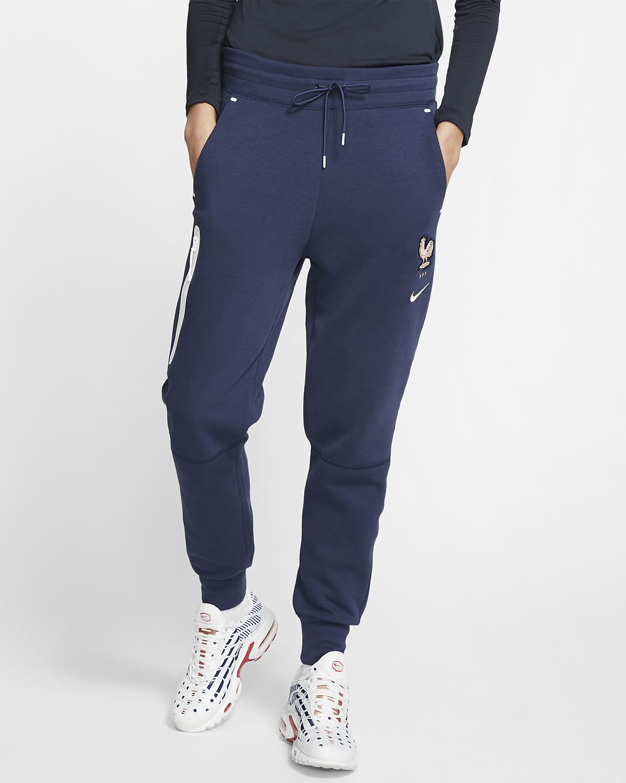 FFF Tech Fleece Damen-Fußballhose