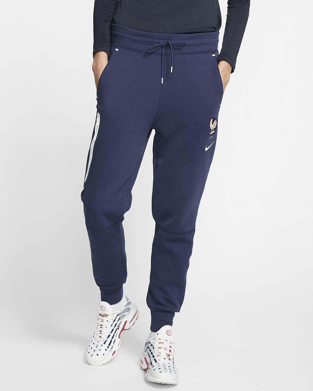 Damskie spodnie piłkarskie FFF Tech Fleece