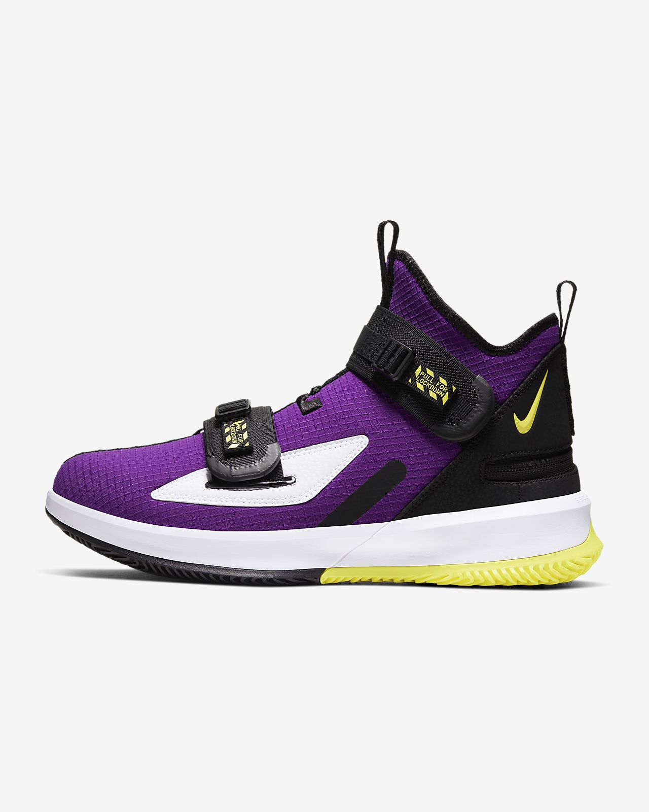 LeBron Soldier 13 FlyEase Shoe (Extra Wide)