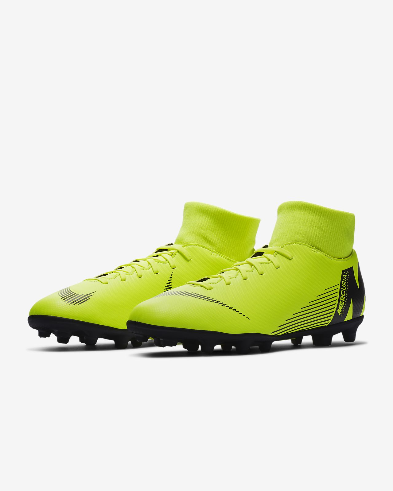 f15d48c8c Nike Mercurial Superfly VI Club Multi-Ground Football Boot. Nike.com CA