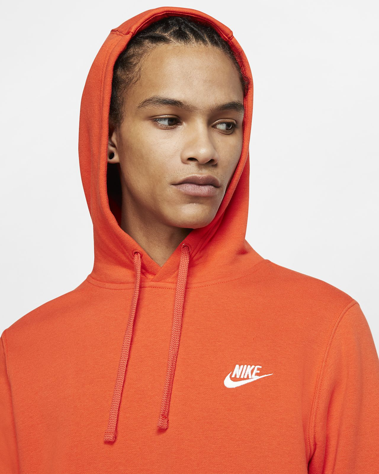 f66ef22b7 Nike Sportswear Club Fleece Pullover Hoodie. Nike.com