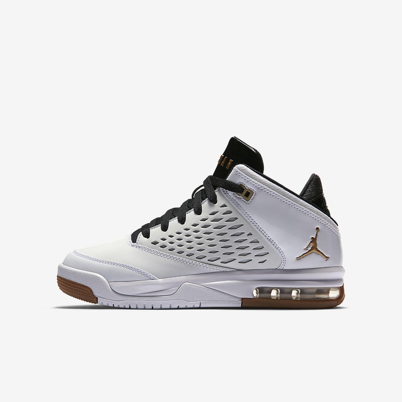 ... Chaussure Jordan Flight Origin 4 pour Enfant plus âgé