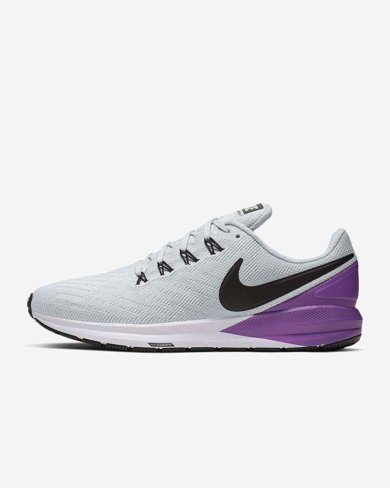 hot sale online fa184 adcda Nike Air Zoom Structure 22 Men's Running Shoe