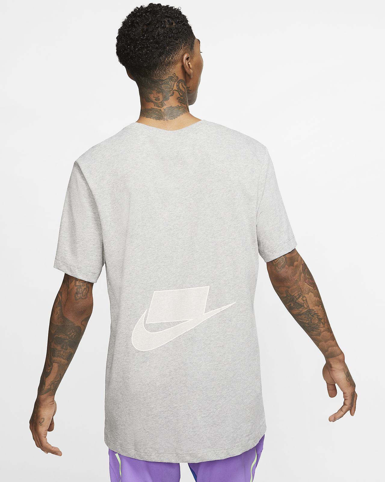 Nike Dri FIT Langarm Trainings T Shirt für Herren. Nike BE