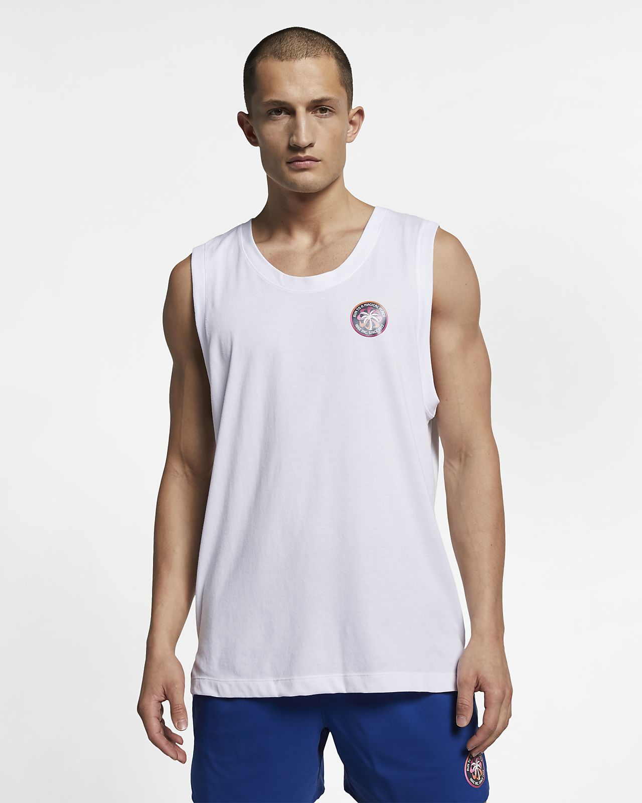 quality design 14c9e 26324 ... Nike Dri-FIT Men s Running Tank