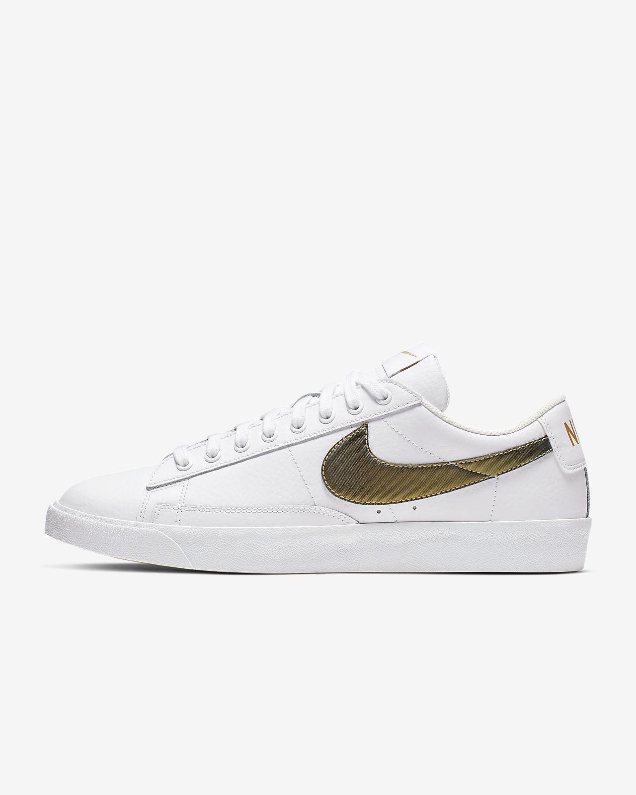 sale retailer 80359 70d66 Nike Blazer Low Premium Men's Shoe