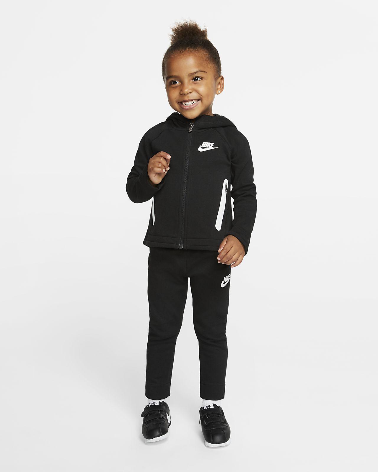 Nike Sportswear Tech Fleece Toddler Hoodie & Pants 2-Piece Set