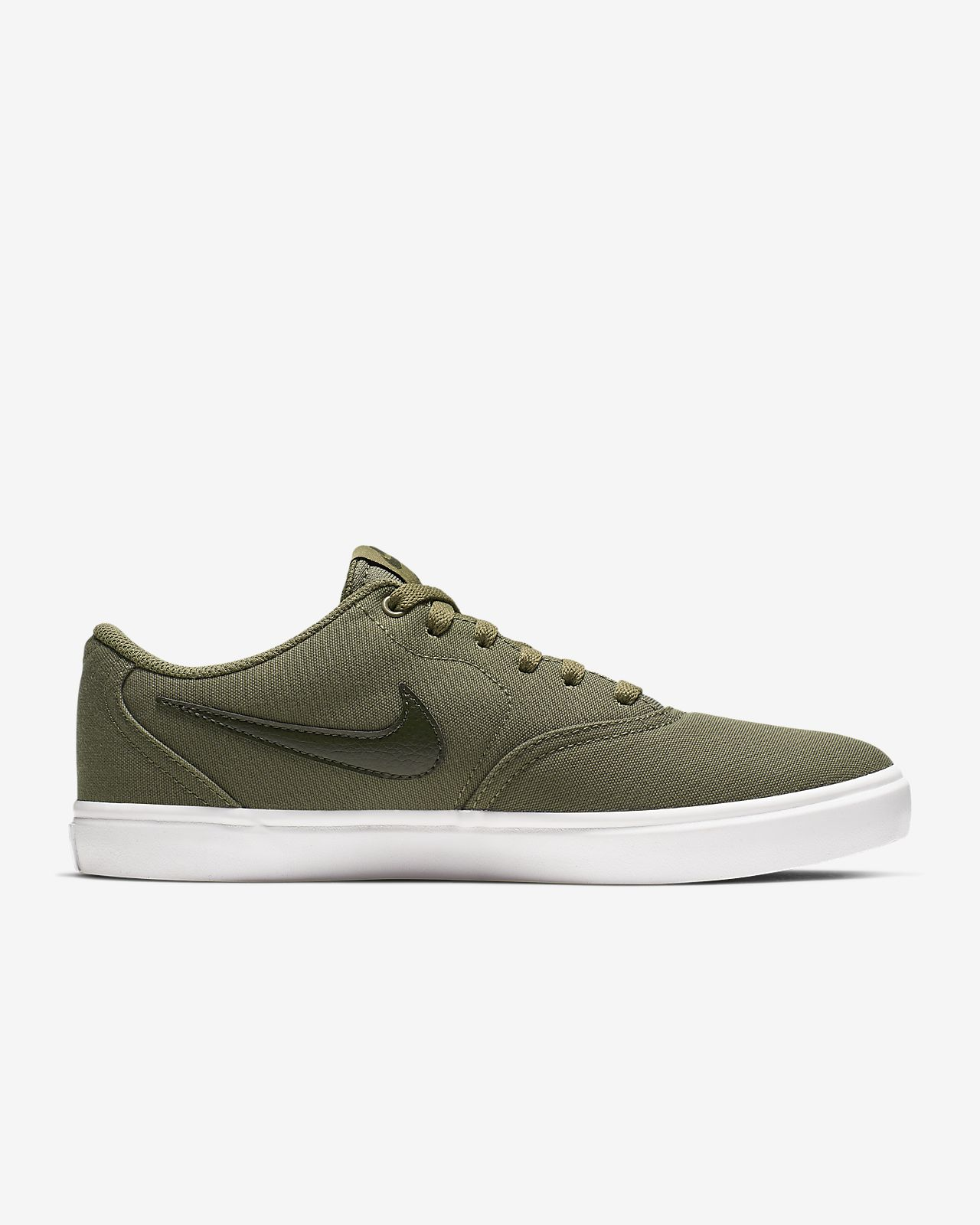 pretty nice 171b3 03cff ... Nike SB Check Solarsoft Canvas Men s Skateboarding Shoe