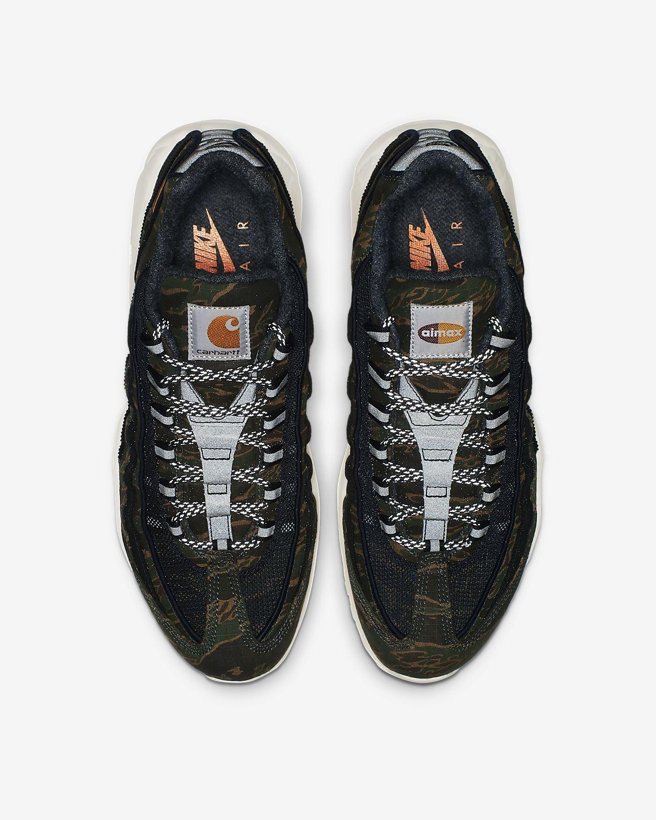 Nike x Carhartt WIP Air Max 95 Men s Shoe. Nike.com SG 68e757ad1