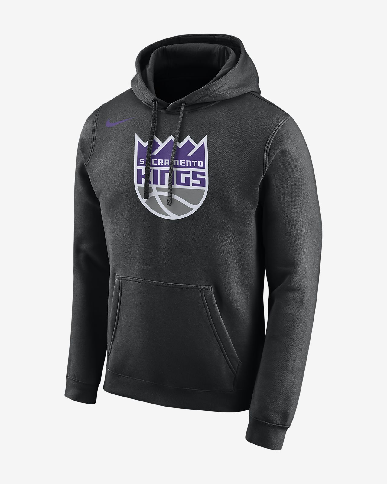 Sacramento Kings Nike Men s Logo NBA Hoodie. Nike.com 54fb1d4198f11