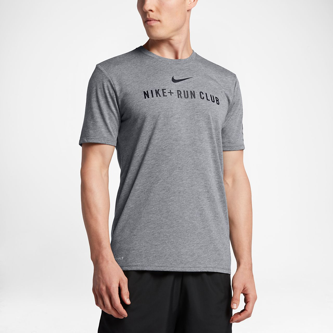 ... Nike Dri-FIT Run Club Men's T-Shirt