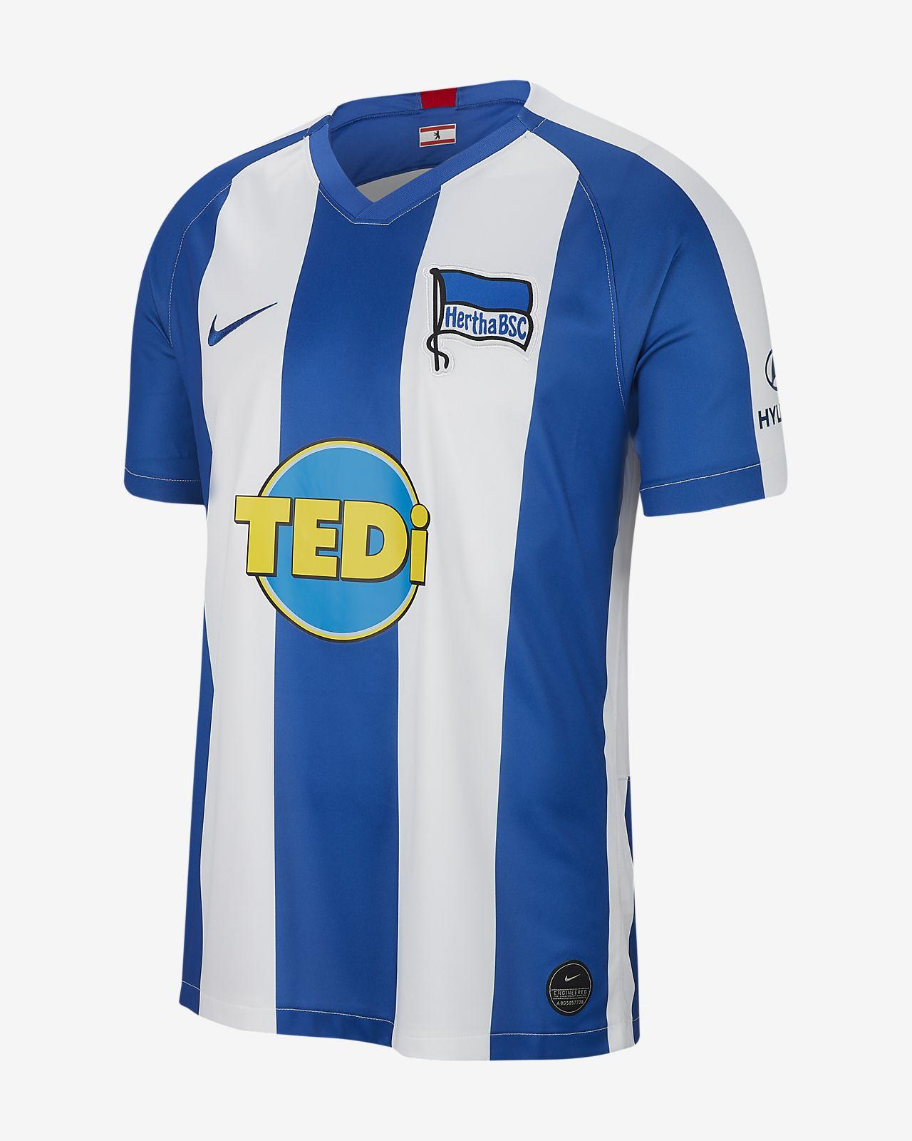 Camiseta de fútbol de local para hombre Stadium del Hertha BSC 2019/20