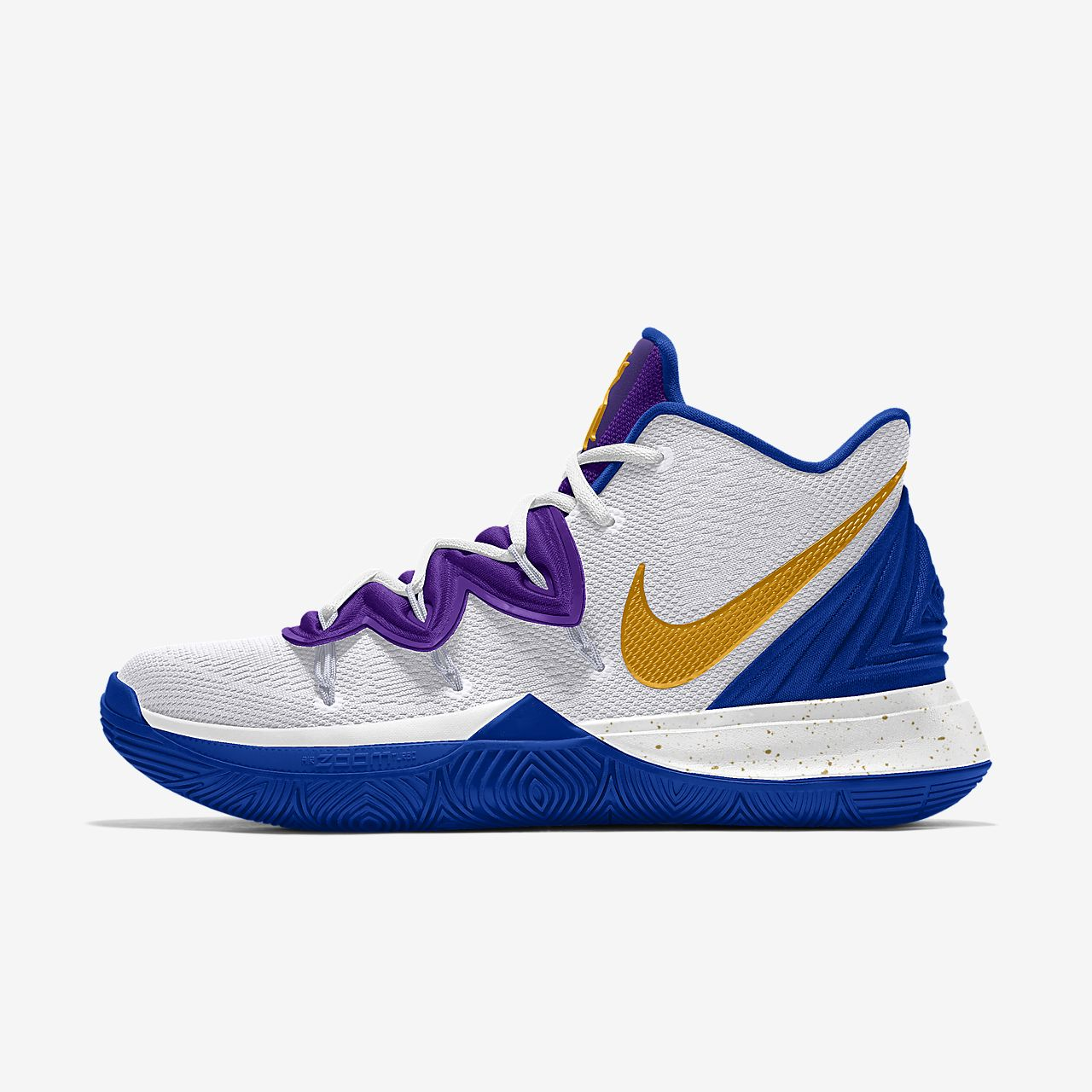 Scarpa da basket personalizzabile Kyrie 5 By You