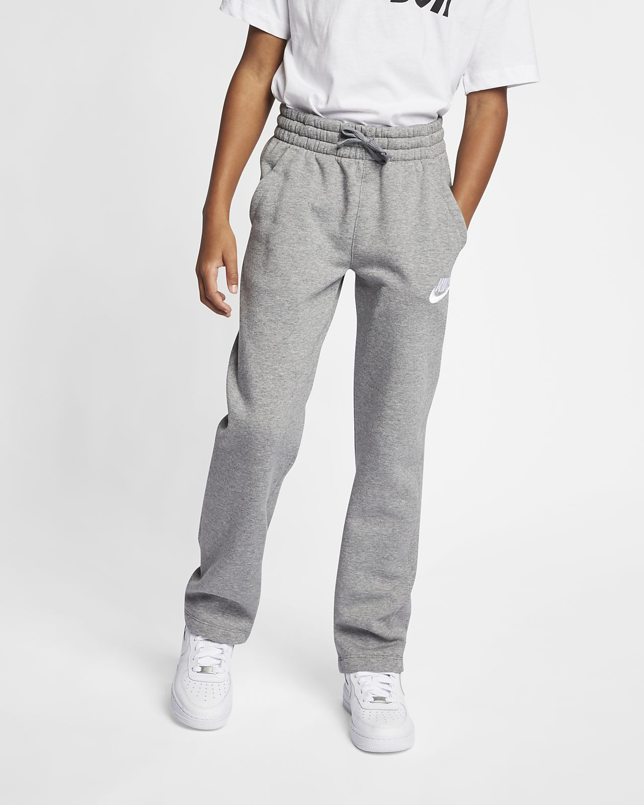Nike Sportswear Club Fleece Big Kids\u0027 (Boys\u0027) Pants
