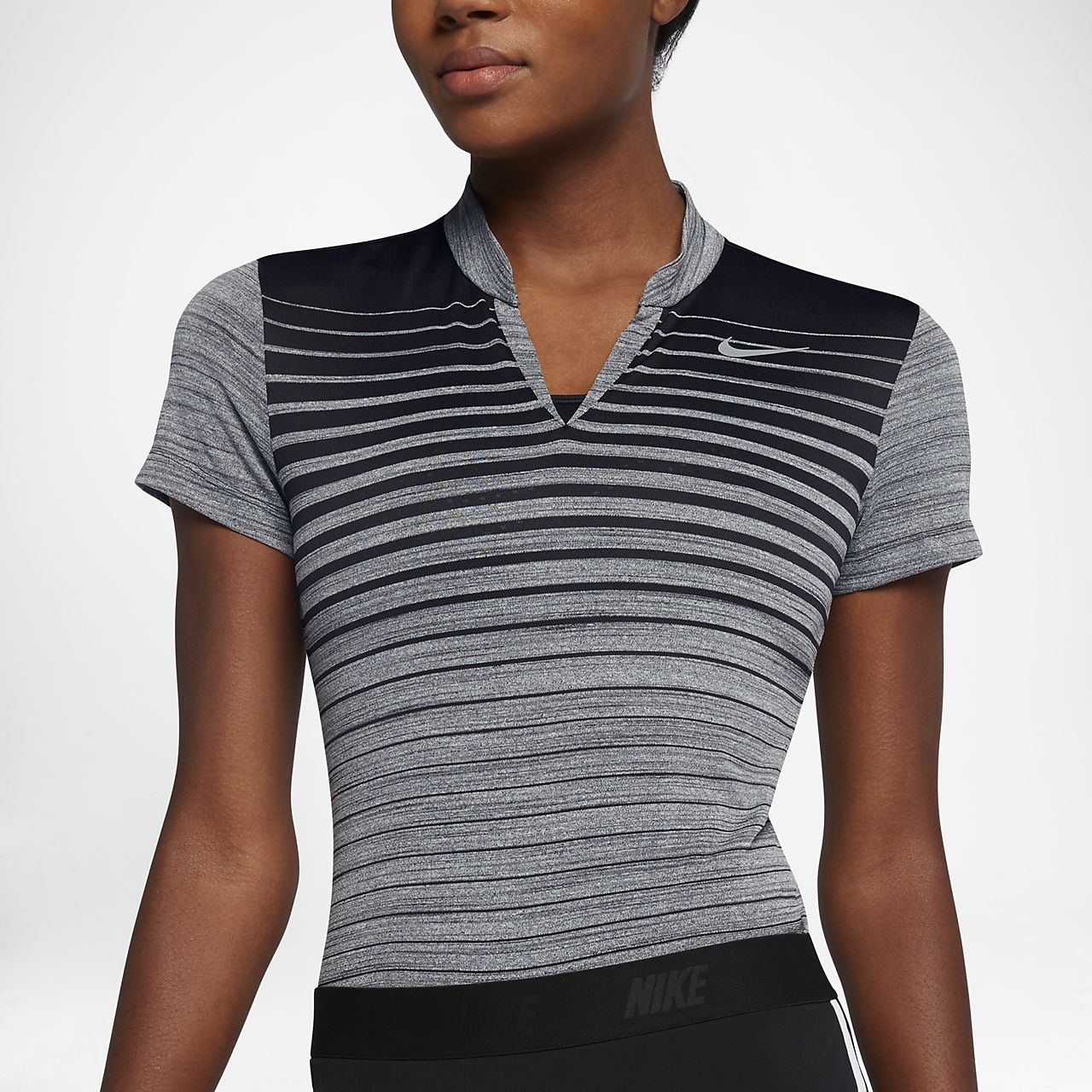 ... Nike Zonal Cooling Women's Golf Polo