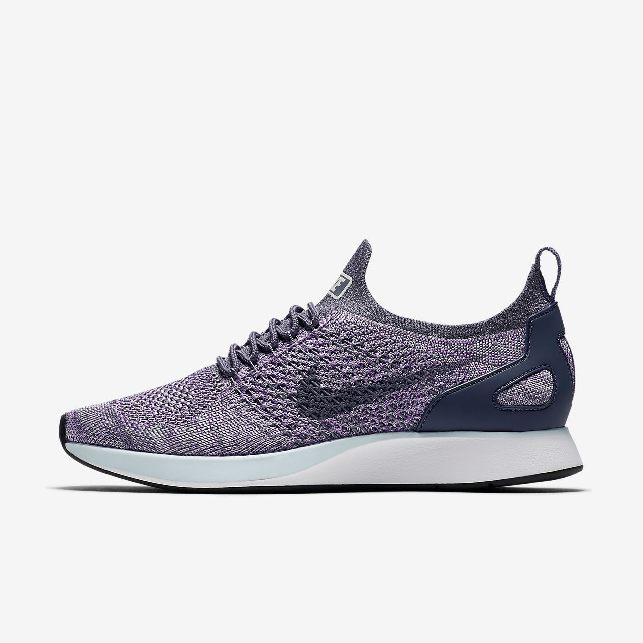 Nike Air Zoom Mariah Flyknit Racer Light Carbon Summit White Glacier Blue Light Carbon AA0521005